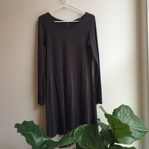 Express Long Sleeve Jersey Dress